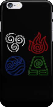Four Elements Minimalist by Colossal