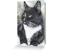 THE MAGICAL MR MISTOFFELEES Greeting Card