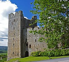 Bolton Castle by Kat Simmons