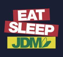 Eat Sleep JDM wakaba (1) Kids Clothes