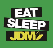 Eat Sleep JDM wakaba (4) by PlanDesigner
