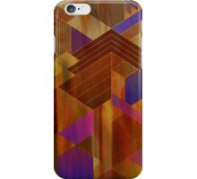 Wrightian Reflections - By John Robert Beck iPhone Case/Skin