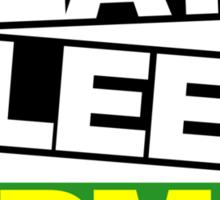 Eat Sleep JDM wakaba (5) Sticker