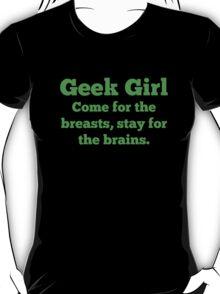 Geek Girl T-Shirt