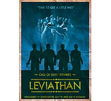 Call of Duty: Zombies Poster - Leviathan Photographic Print
