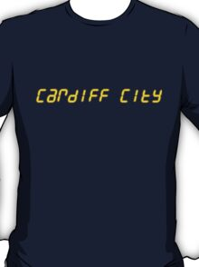 24 Cardiff City T-Shirt