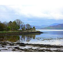 A Ruin With A View..........................Ireland Photographic Print