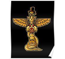 Spirit Totem Poster