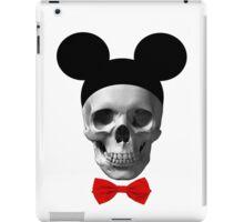Walt Disney Til I Die iPad Case/Skin