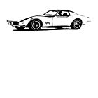Corvette Stingray by garts