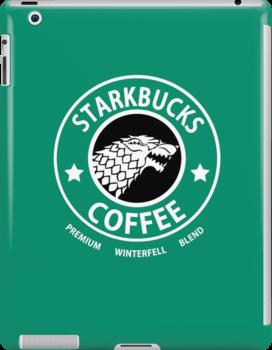 Game of Thrones Starbucks Coffee by jayebz
