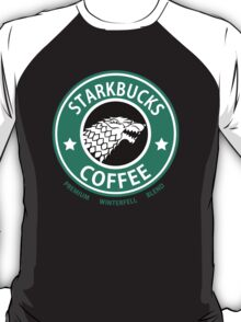 Game of Thrones Starbucks Coffee T-Shirt