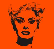 Sophia Loren Is Royalty by Museenglish