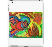 Mapping Nature iPad Case/Skin