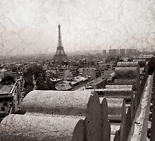 Paris II by thedustyphoenix