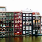 tiny amsterdam by tinncity