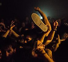 Crowd Surfer Violent Soho @ Hifi by lucindagoodwin