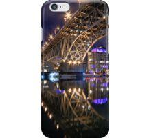 The Granville Street Bridge iPhone Case/Skin