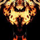 giraffe man by tinncity
