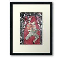 Sayin' Johnny B. Goode Framed Print