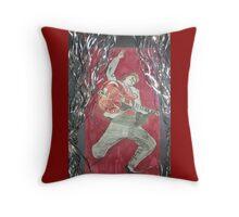 Sayin' Johnny B. Goode Throw Pillow