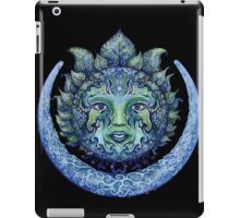 The sun and moon iPad Case/Skin