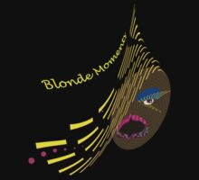 Blonde Moment ~ Punctuation Faces T-Shirt