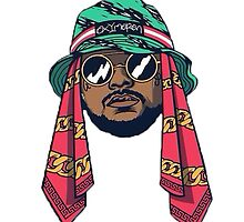 Schoolboy Q by NickSchok