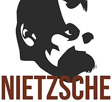 Nietzsche is My Homeboy by bakerandness