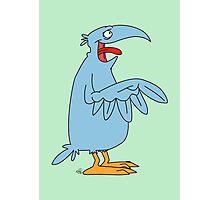 Derp is the bird. Photographic Print