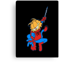 The Real Spider-Man Canvas Print