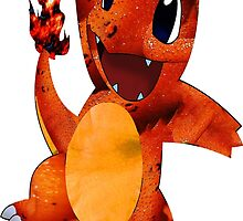 Charmander by ludvis