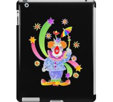 nosey clown iPad Case/Skin
