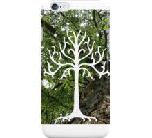 White Tree of Gondor iPhone Case/Skin