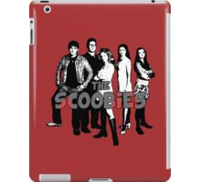 BTVS CAST (S1): The Scoobies! iPad Case/Skin