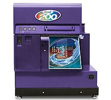 Colour label printing's a breeze with QuickLabel's Kiaro!200 by quicklabl