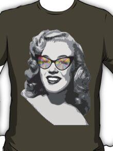 Marilyn Monroe in color glasses T-Shirt