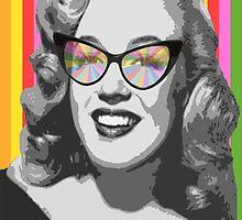 Marilyn Monroe by benyuenkk