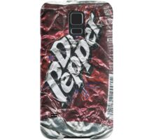 Crushed Dr Pepper Tin Samsung Galaxy Case/Skin