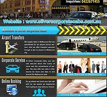 Melbourne Airport Transfers by silvercorporate