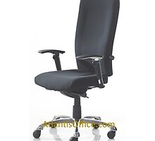 Wave High Back Posture Chair by atlantisofficee