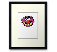 Bit of an Animal... Framed Print
