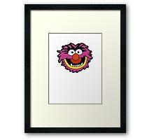 Bit of an Animal... Framed Print