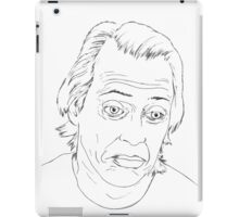 Sad Steve iPad Case/Skin