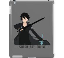 Kirito from Sword Art Online iPad Case/Skin