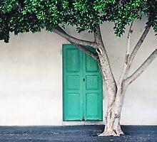 Yaiza,  Lanzarote by Angelika  Vogel
