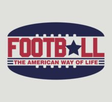 Football - the american way of life by nektarinchen