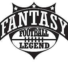 Fantasy football legend Photographic Print