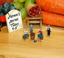 Ye Olde Farmer's Market by Tara Fisher
