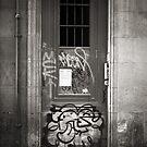 Muki Door BW by Andy Freer